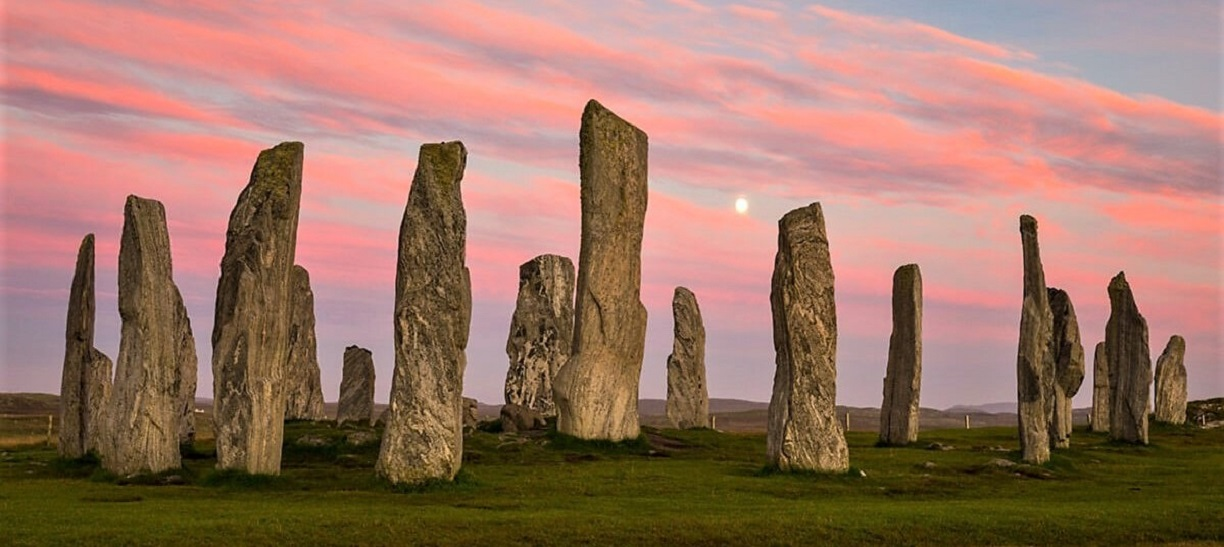 The Calanais Standing Stones, Isle of Lewis